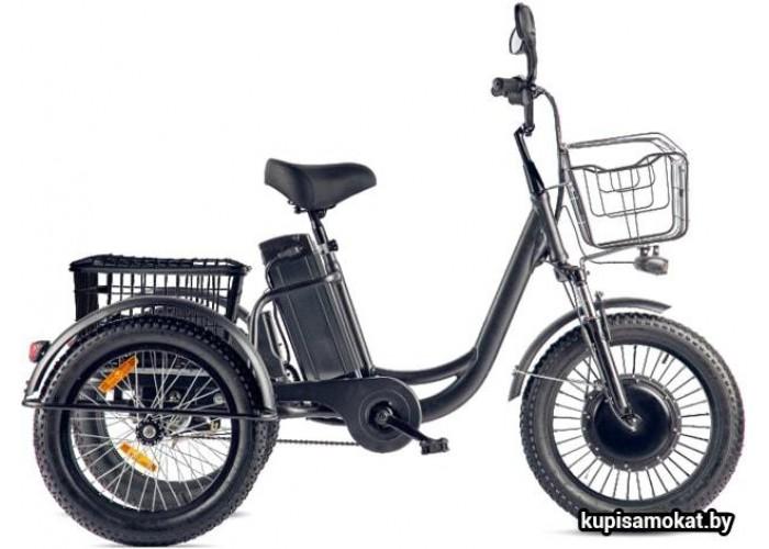 Электровелосипед Eltreco Porter Fat 500 UP! 2021