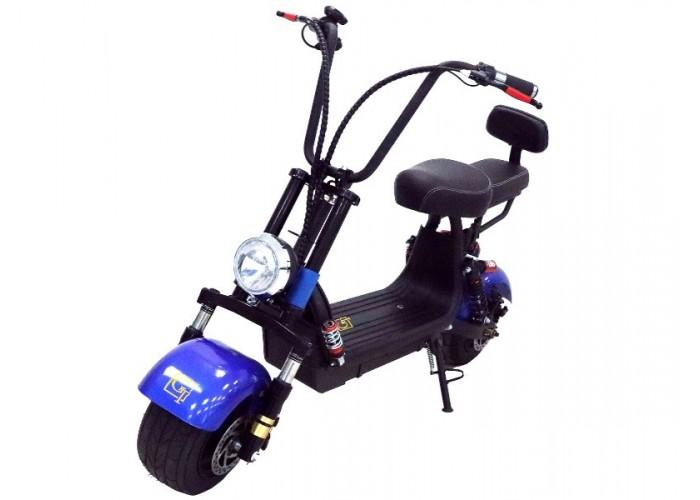Электроскутер Citycoco mini GT X2 1000W