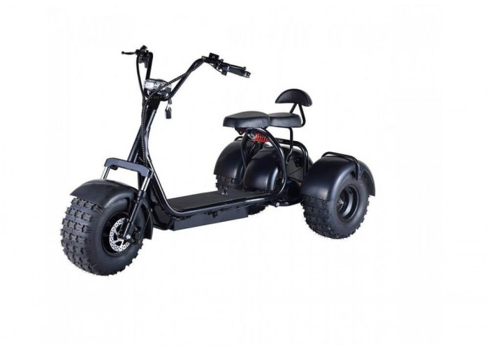 Электросамокат ElectroDrive CityCoco Tricycle SMD 3 New